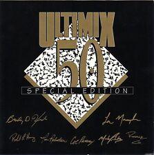 ULTIMIX 50 CD JACKSON 5 ROCK  ROLL MEDLEY KD LANG NU SHOOZ COVER GIRLS GABRIELLE