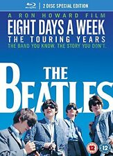 The Beatles  Eight Days a Week - The Touring Years - Special Edition [Blu-ray] [