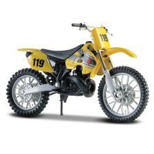 1 18 Suzuki Rm250 Diecast Motorcycle Model Maisto