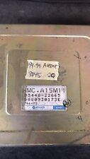1995-1997 Hyundai Accent TCM transmission computer 95440-22665