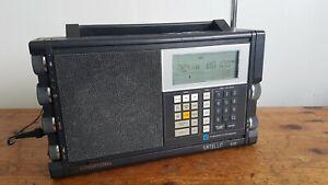 Grundig Satellit 500 World Receiver | Used Vintage Transistor Radio. NO AM.