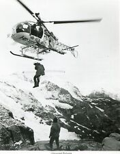 Photo of Dougal Haston in The Eiger Sanction Mountaineering