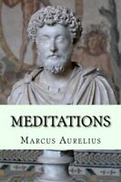 Meditations by Marcus Aurelius (2014, Paperback) book