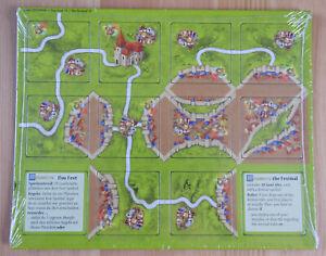 Carcassonne - Festival II | Festival 2 | Mini Expansion | New | English Rules