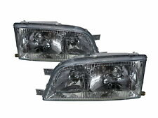 MB100/MB140 99-04 Minibus/VAN 4D Clear Glass Headlight CH for Mercedes-Benz LHD