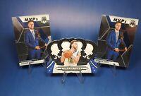 3x Steph Stephen Curry CROWN ROYALE & MOSAIC MVPs Warriors Card Lot - INVEST 📈
