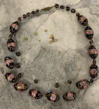 Glass Murano/Lampwork Vintage Costume Necklaces