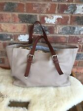 Pittard's England Soho Carryall Leather Tote Bag RRP £350