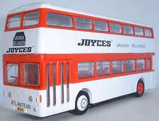 16527 EFE Leyland Atlantean MCW Double Deck Bus Joyces Australia 1:76 Diecast