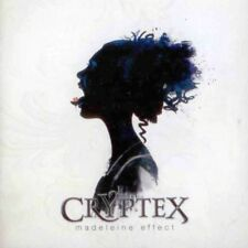 Cryptex - Madeleine Effect - CD  Rock / Classic Rock / Folk Rock / Prog Rock