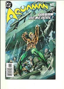Aquaman # 17