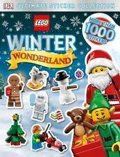 LEGO WINTER WONDERLAND - ROSE, ELEANOR - NEW PAPERBACK BOOK