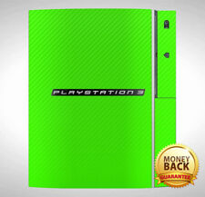 >> PlayStation 3 Fat Ps3 CARBON SKIN STICKER DECAL WRAP VINYL <<