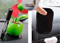 Popular 1/5Pcs Nano Car Magic Anti-Slip Dashboard Sticky Pad Mat Phone Holder LC