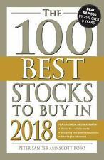 The 100 Best Stocks to Buy in 2018 (Paperback or Softback)