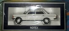 1:18 Norev Mercedes-Benz 200 W123 1982 white/Blanco Nr. 183712 Limited edition