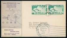 Mayfairstamps HABANA EVENT 1936 COVER CHRISTOPHER COLUMBUS wwi 825