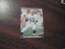 DAN MARINO  DOLPHINS 1991 FLEER ULTRA NFL FOOTBALL CARD #88 1ST ULTRA