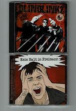 Punk-CD-Doppelpack: Blindlinkz - Tears 'n' Beers + Hörspiel Doppel-CD Brainbucks