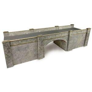 Railway Bridge Stone Style - OO/HO Card kit – Metcalfe PO247