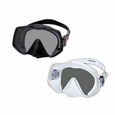 Atomic Aquatics Frameless 2 Mask Black Large Fit