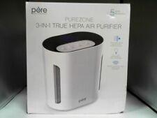 Pure Enrichment PureZone 3-In-1 Hepa Air Purifier - White
