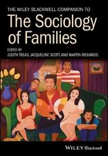 The Wiley-Blackwell Companion to the Sociology , Treas, Scott, Richards+=