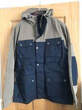 BNWT TOMMY HILFIGER Chelsea jacket coat Beige Navy Size L RRP €439 100% Genuine