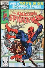 Marvel Comics Group 1980 OCT #209 The Amazing Spider-Man