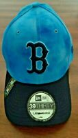 MLB Boston Red Sox New Era 39 THIRTY Baseball Cap Flexfit Hat Adult Unisex L/XL!