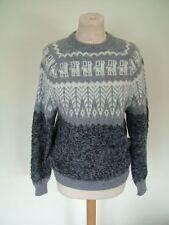 Unbranded Women's Fair Isle, Nordic Wool Jumpers & Cardigans