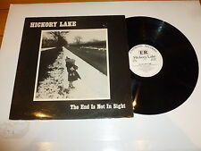 HICKORY LANE - The end is not in sight - UK Eastwood Label 10-track SIGNED LP