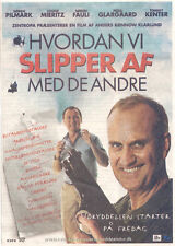HOW TO GET RID OF OTHERS Movie POSTER 11x17 Danish