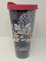Chef Mickey And Minnie 2020 Epcot Food And Wine Festival Tervis Tumbler NEW