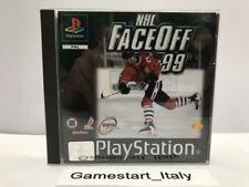 NHL FACE OFF 99 - SONY PS1 - USATO PERFETTAMENTE FUNZIONANTE PAL VERSION