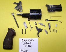 Arminus Fie Titan Tiger 38 Sp Parts Lot All Pictured For 1 Price Item # 17-725