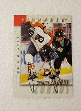 1997-98 Be A Player Autographs #26 Dainius Zubrus KCC2
