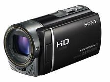 Sony Handycam HDR-CX130E Camcorder schwarz - Digital HD Video Camera Recorder
