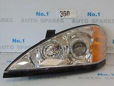 SSANGYONG KYRON PASSENGER SIDE N/S FRONT HEAD LIGHT LAMP  -  2006