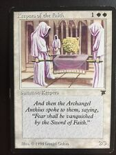Legends - Keepers of the faith - MTG - Magic the Gathering - OLD SCHOOL -English