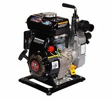 "1.5"" Gas Water Pump 2.5 HP Portable"