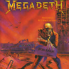Megadeth-Peace Sells... but who ´ s buying CD