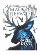 The Raven King (The Raven Cycle Book 4) Free Shipping