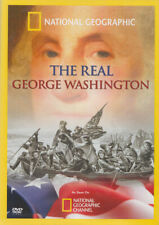 THE REAL GEORGE WASHINGTON (NATIONAL GEOGRAPHIC) (DVD)