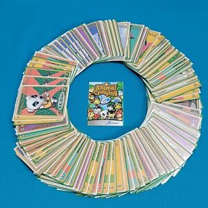 Nintendo GameCube Animal Crossing e-Reader Cards - SERIES 1 - Pick Your Card