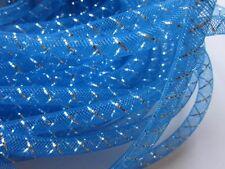 Brillo Azul Real Hoja De Hierro-en Hot-Fix Vinilo transferencia 20x25cm camisa de artesanía de calor