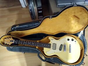 1975 Gibson Marauder Guitar, Special Glitter White Finish, w/  Case