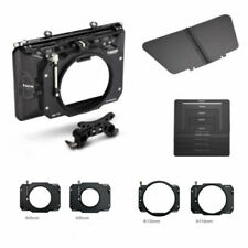 TILTA MB-T12 4x5.65  Carbon Fibre Matte Box 134 114 95 80mm For Arri Lens BMPCC