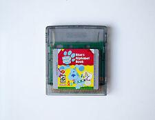 BLUE'S CLUES: BLUE'S ALPHABET BOOK   GAME BOY COLOR   AUS STORE   FREE POST