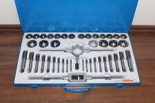 # 45pcs BSW Feingewinde Erneuerungssatz CS Set 1pc EA zweite Wasserhahn & Split sterben Schraubenschlüssel diestock